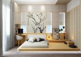 Gợi ý chọn đệm theo phong cách phòng ngủ đẹp, nổi bật