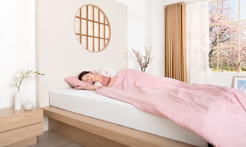 Hướng dẫn chọn đệm foam cho phòng ngủ nhỏ