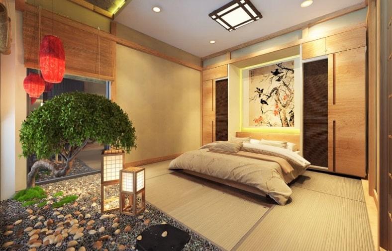 Zen - Phong cách trang trí phòng cưới tại Nhật Bản cực sang và đẹp