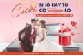 """""""Cưới nhỏ hay to, có Đệm Xinh lo"""" - Combo ưu đãi mùa cưới chỉ từ 5.890.000đ"""