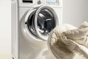 Bí quyết giặt ruột chăn bằng máy giặt siêu sạch