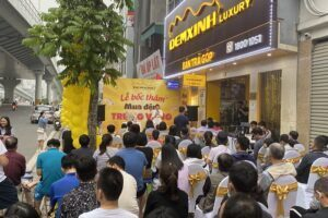 Mua Đệm Bốc thăm trúng 3.5 cây vàng đợt 2 tại 354 Trường Chinh