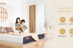 Kinh nghiệm chọn đệm foam cho gia đình giấc ngủ ngon