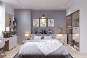 3 mẫu thiết kế không gian ngủ mơ ước hiện đại