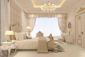 Làm sao để thiết kế phòng ngủ đậm chất hoàng gia?